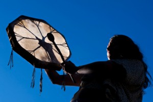 Native-American-Drum